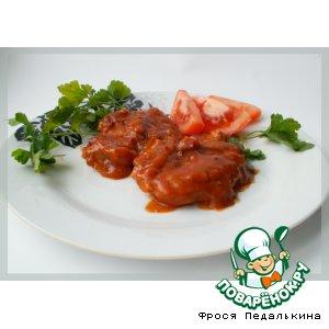 Рецепт: Свинина Сытый Винни-Пух