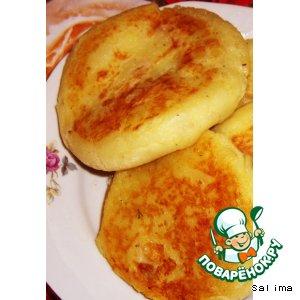Рецепт: Картофельные котлеты