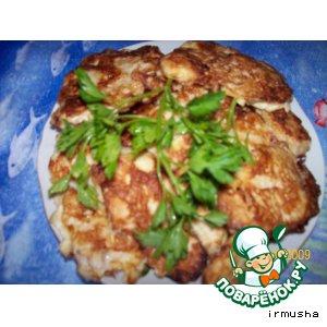 Рецепт: Куриное филе в кляре
