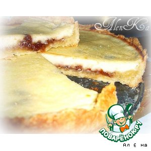 Рецепт: Песочный пирог