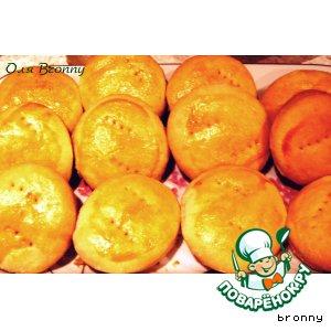 Рецепт: Кульча (таджикские лепешки)