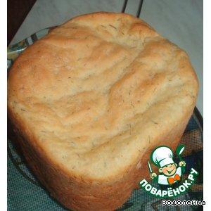 Рецепт: Хлеб с красной рыбой