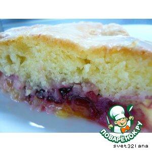 Рецепт: Пирог Раз-два и готово!