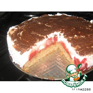 "Рецепт: Торт ""Яна"""