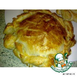 Рецепт: Мини-пирог «НЛО»