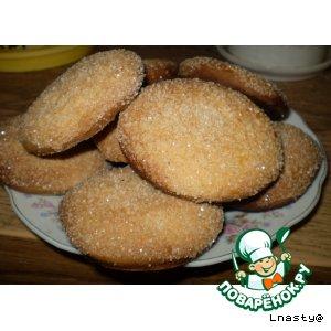Рецепт: Печенье От бабушки