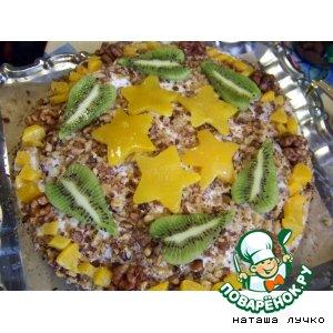 Торт Мишень