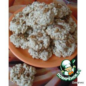 Рецепт: Печенье Термитники