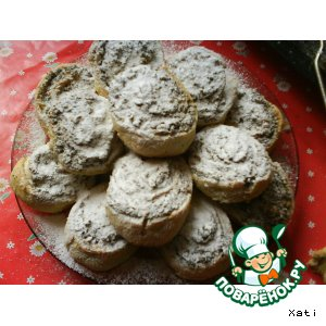Печенье Розочка