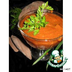 Рецепт: Универсальный томатный соус Долой кетчуп!!!
