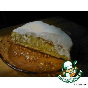 Рецепт: Пирог с ревенем