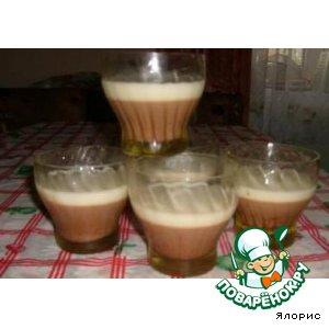 Рецепт: Десерт Птичье молоко
