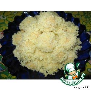 Рецепт: Печенье Одуванчик