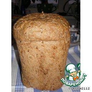 "Рецепт: Хлеб ""8 злаков"""