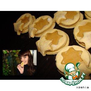 Рецепт: Медовое печенье