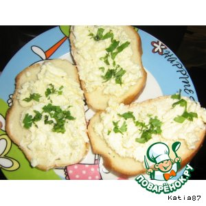 Рецепт: Бутерброды Скорые