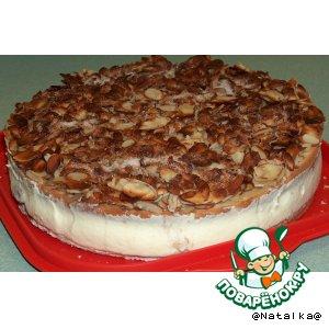 Рецепт: Пирог Пчелиный укус