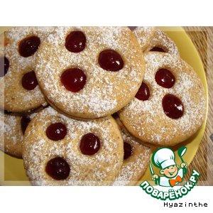 Печенье c начинкой Spitzbuben