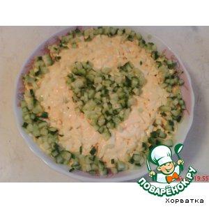 Рецепт: Салат Любимый