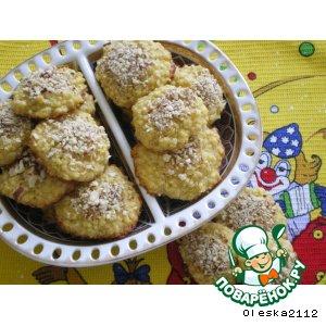 Рецепт: Печенье Хрустики