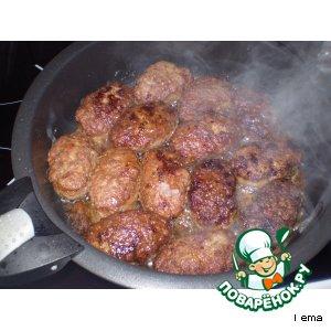 Рецепт: Котлеты из говядины