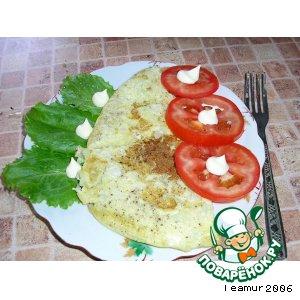 Рецепт Быстрый завтрак из цветной капусты