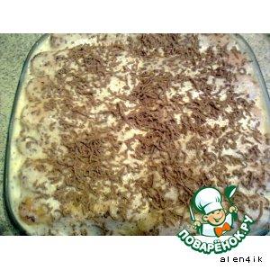 Рецепт: Пирожные «Тирамису»