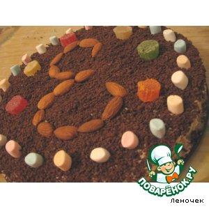 Рецепт: Торт «Елена Прекрасная»
