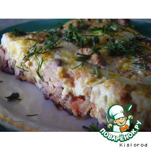 Рецепт: Куриная печень по-турецки