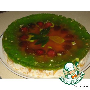 Торт Тутти-Фрутти