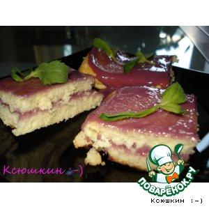 Рецепт: Пирожные с курдом