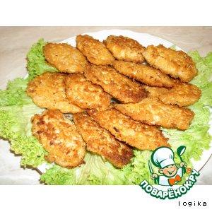 Рецепт: Икрянники рыбные