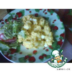 Рецепт American potato salad (американский картофельный салат)