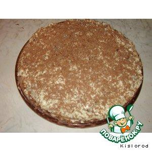 Рецепт: Нежный торт-суфле