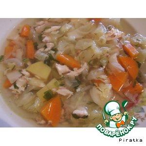 Рецепт: Суп в горшочке