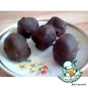Рецепт: Клубника в шоколаде