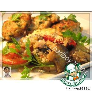 Рецепт: Овощная запеканка