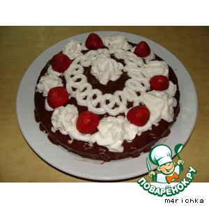 """Рецепт: Торт """"Для любимого"""""""