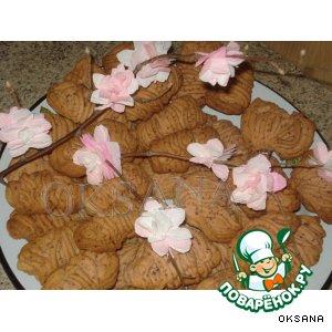Рецепт: Печенье Круглый год