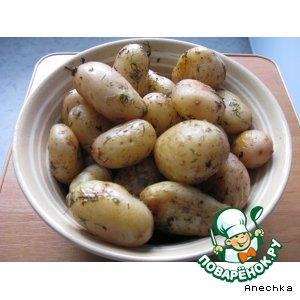 Рецепт: Картошечка полезная