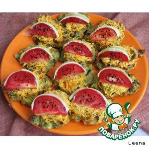 Рецепт: Арбузики-карапузики