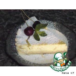 Рецепт: Пирог из лайма