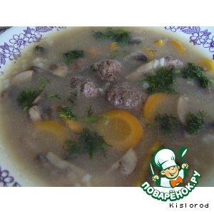 Рецепт Азиатский суп