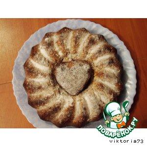 Рецепт: Пирог с шоколадом