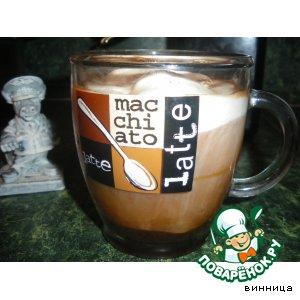 Рецепт: Кофе гляссе