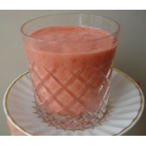 Рецепт: Десерт ягодный