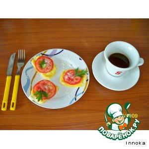 Рецепт: Завтрак для любимого