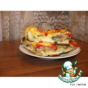 Рецепт: Тесто для пиццы от Вольфганга Пака