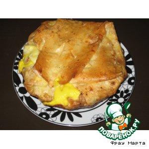 Пирог «На скорую руку»