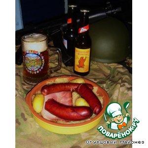 "Рецепт: Шукрут ""Swiss army"""